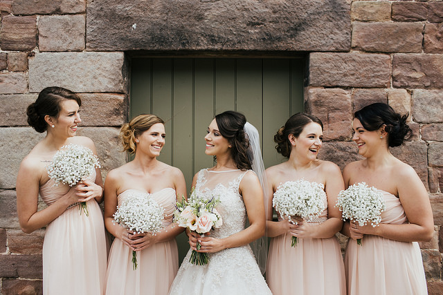 The Best Hair Styles for Bridesmaids