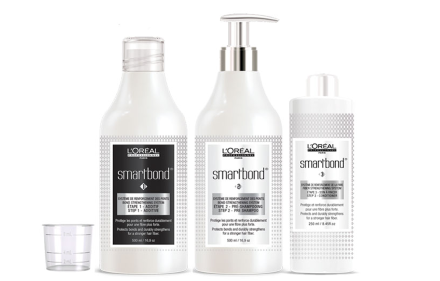 Introducing Smartbond: L'Oreal's Innovative Hair Colour Treatment